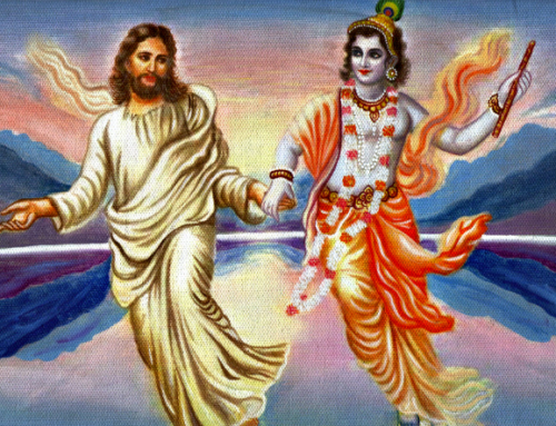 Proof of Lord Krishna as God from the Bible